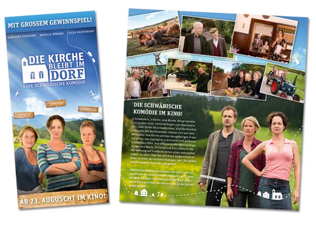 Flyer zum Film